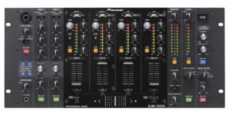 pioneer djm5000   new