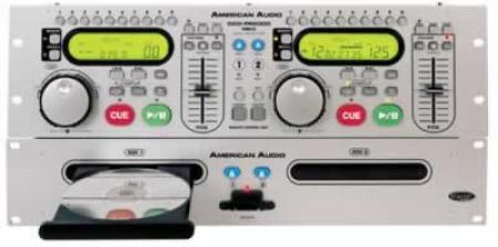 american audio dcd-pro300mk2