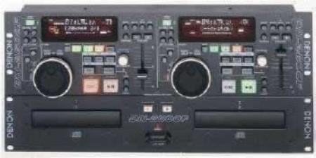 denon professional dn-2600f  new