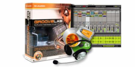 m-audio groove-lab