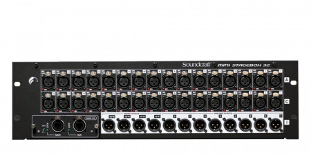 soundcraft msb32r