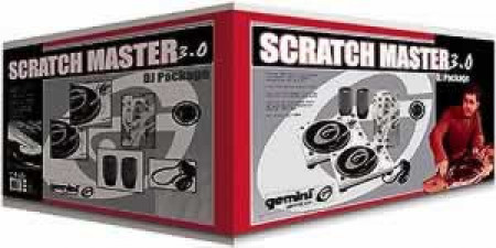 gemini scratchmaster 3.0