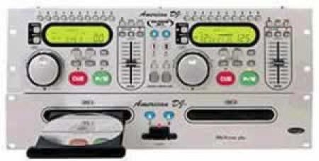 american audio dcd-pro300new