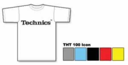technics clo-tht100red l