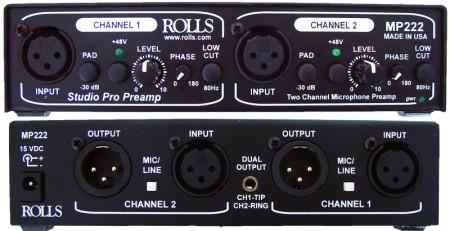 rolls mp222