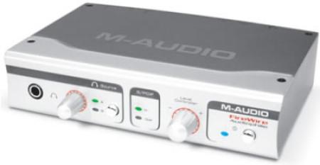 m-audio firewire-audiophile