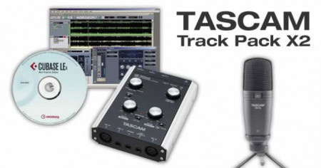 tascam trackpakx2