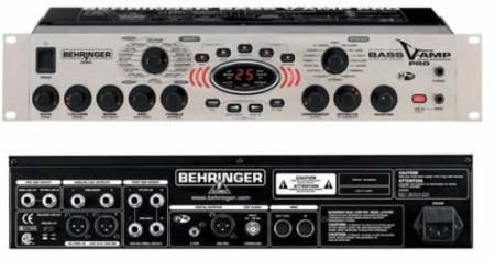 behringer bassvamp-pro