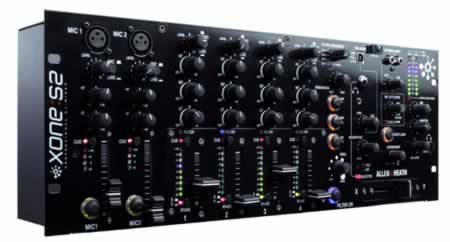 allen & heath xones2    fader