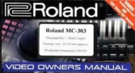 roland vid-rol-303