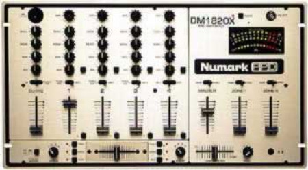 numark dm1820x ppd series