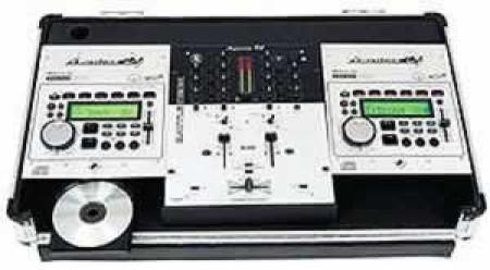 american audio pro-dj3-sys qd