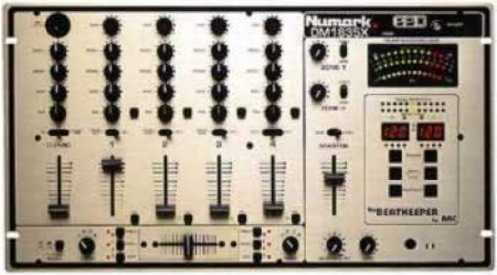 numark dm1835x ppd series
