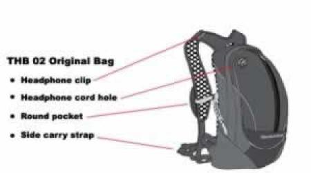 technics bag-thb02