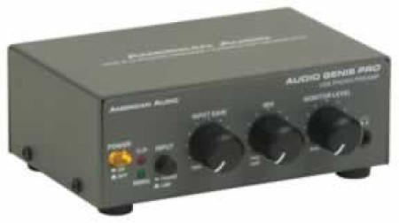 american audio audiognepr