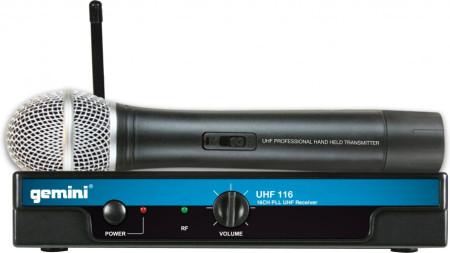 gemini uhf116m   new