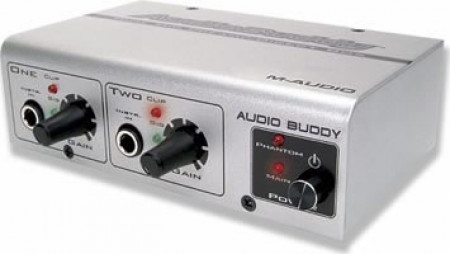 m-audio audio-buddy