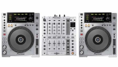 pioneer cdj850-kit