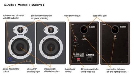 m-audio studiopro3
