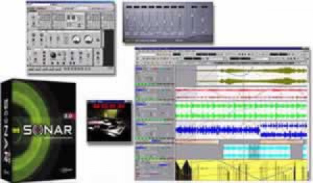 cakewalk sonar-xl2 full vers
