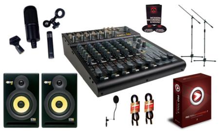 m-audio maurecpak1