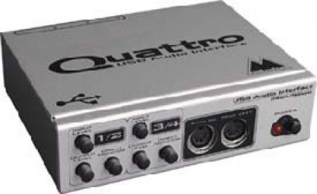 m-audio quattro-usb