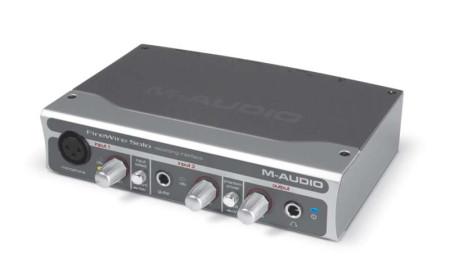 m-audio firewire-solo