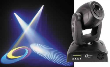 chauvet qspot200  new