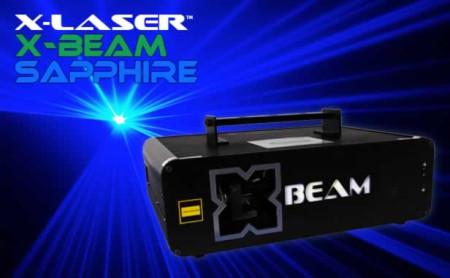 x-laser xbeamsapph