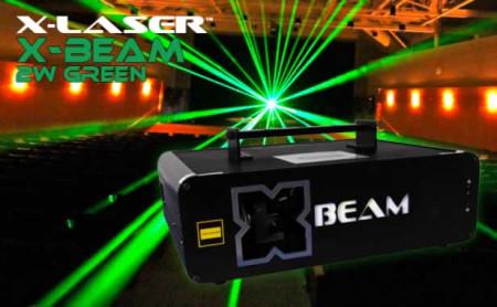 x-laser xbeam2kg