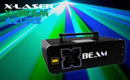 x-laser xbeamazure