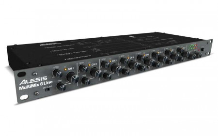 alesis multimixl8