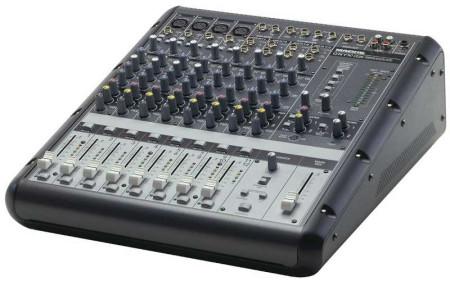 mackie onyx-1220 mixer w/fw