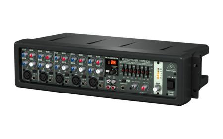 Gemini Professional Powered PA System w/ Wireless Mics