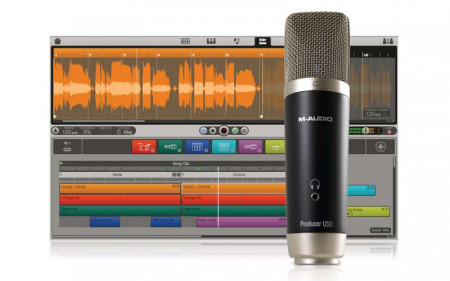 m-audio vocalstudio
