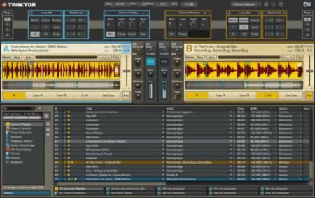 native instruments traktor   full