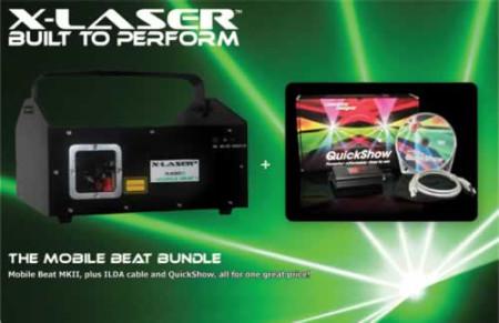 x-laser mb2-ilda