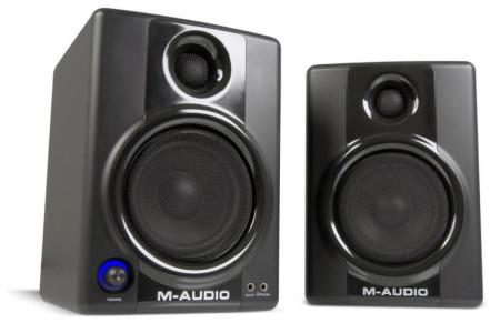 m-audio studiophileav40