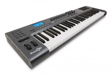 m-audio axiom61