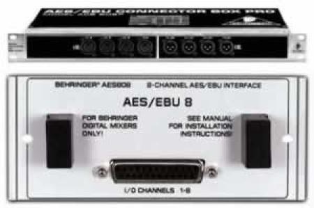 behringer aes808