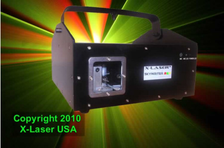 x-laser xa300rgy