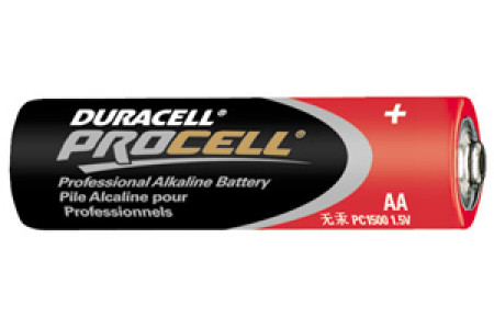 duracell aa4procell