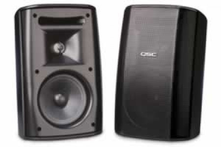 qsc ad-s52t   black