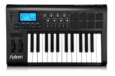 m-audio axiom25mk2