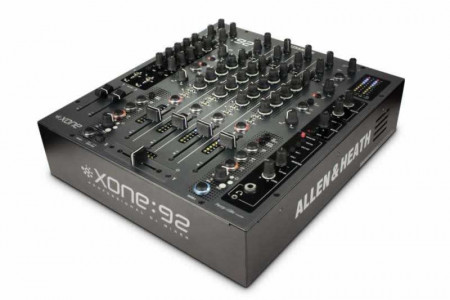 allen & heath xone-92   slider