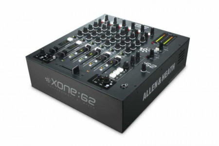 allen & heath xone-62   new