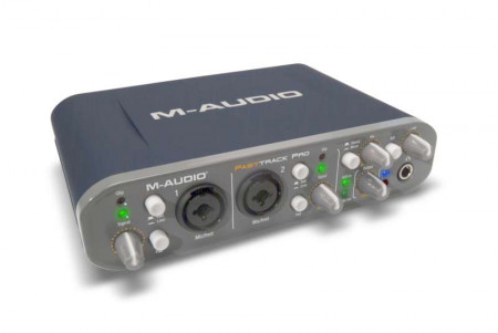 m-audio fasttrackpro