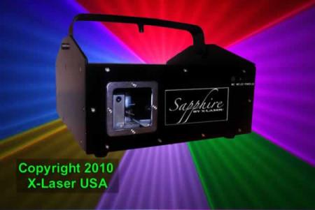 x-laser xa300rgb