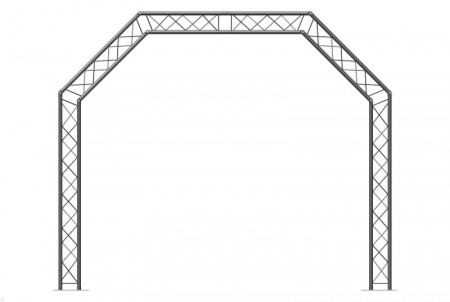 cosmic truss truss-sys-2