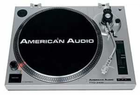 american audio ttd-2400-c